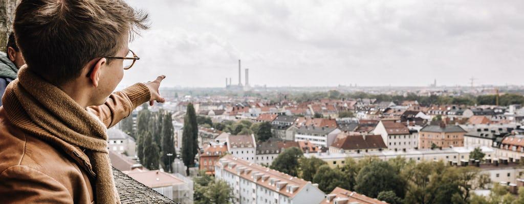 Wycieczka piesza po Monachium kickstart - w 100% spersonalizowana