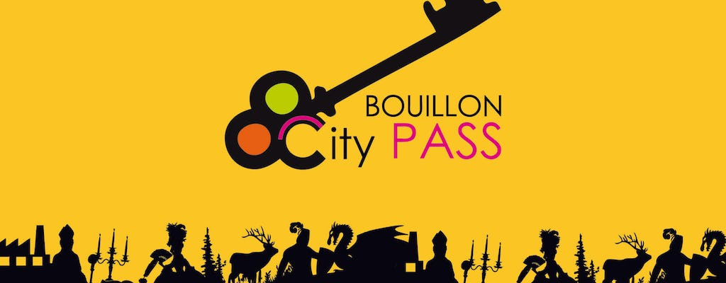 Bouillon City pass