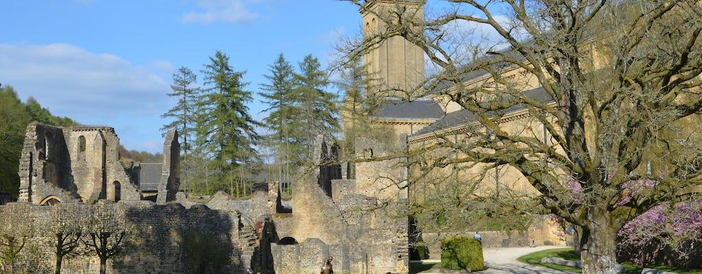 Abadia de Orval e ingressos para museus