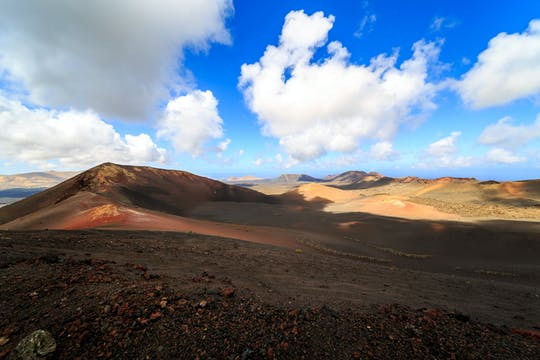 Lanzarote Kamel- und Vulkantour