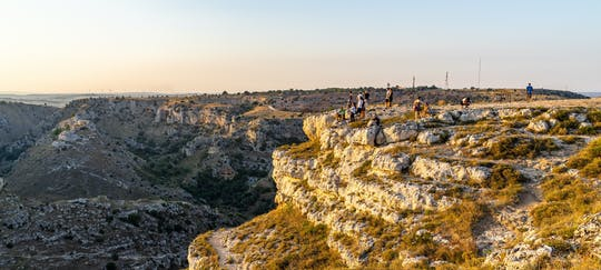 Murgia park and rock churches tour in Matera