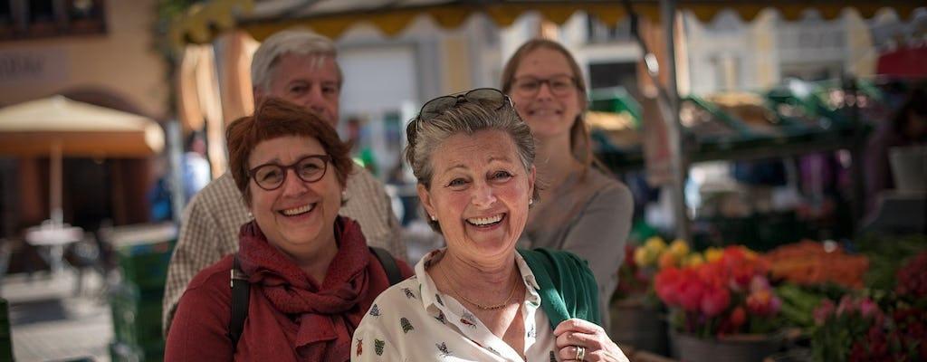Bauernmarkt Freiburg: Private Tour mit Verkostung
