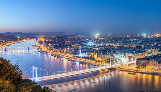 Off the beaten track - customized private tour of Budapest with Nelli