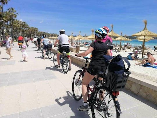 Wycieczka rowerowa na wschód Majorki do Cala Morlanda