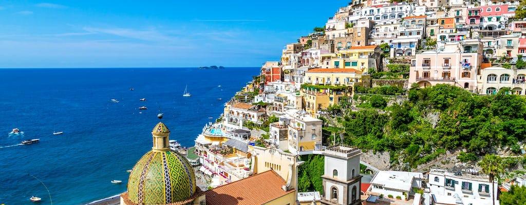 Amalfi Coast Gems Small Group Tour