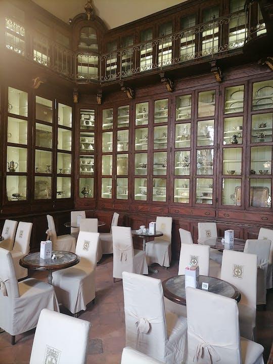 Aperitif at Caffè Reale in Turin