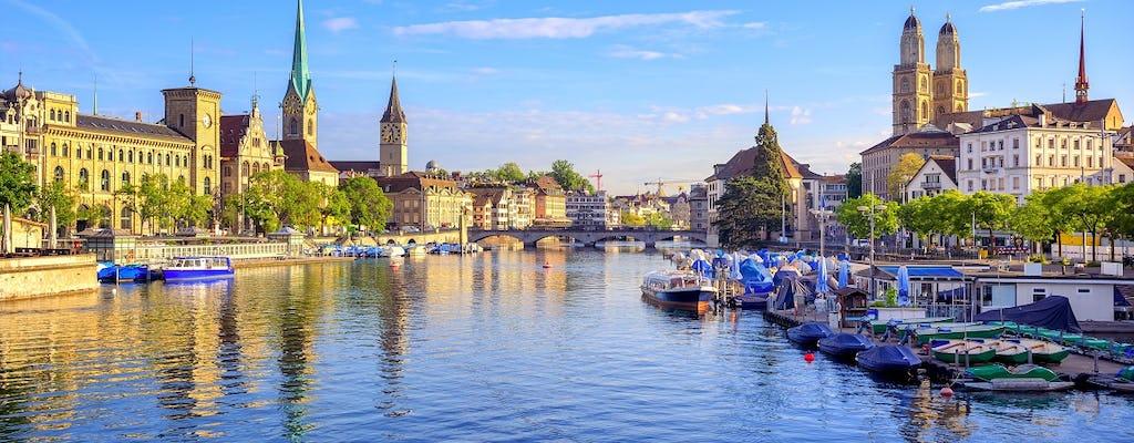 Visite privée à pied de Zurich