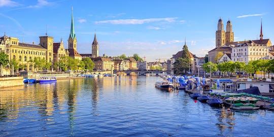 Passeio privado a pé por Zurique