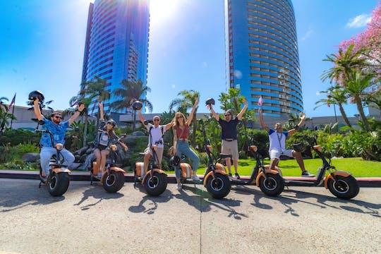 Tour de 3 horas en scooter eléctrico por la isla Coronado