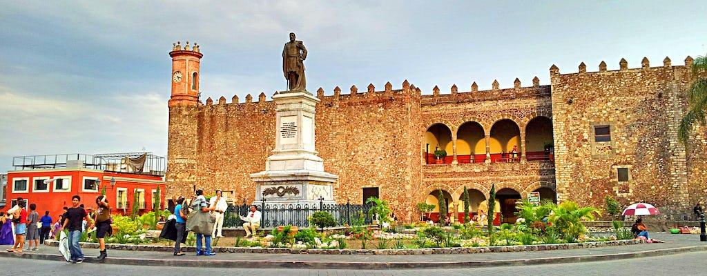 Visita guiada a Cuernavaca y Taxco con almuerzo opcional