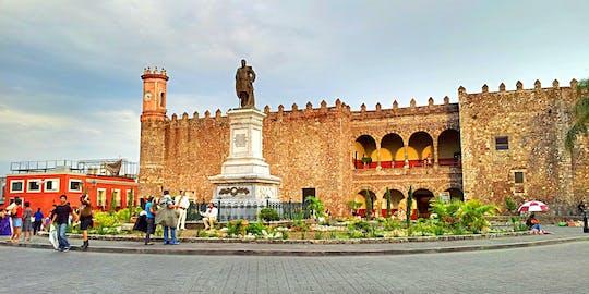 Visita guiada a Cuernavaca e Taxco com almoço opcional