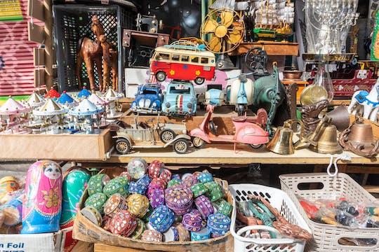Jaffa flea market food tour