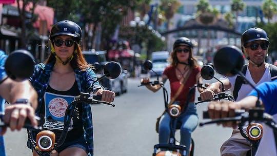 Tour de 1 hora en scooter eléctrico por el puerto y Gaslamp Quarter
