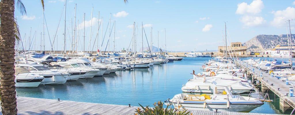 3-hour catamaran excursion in Calpe