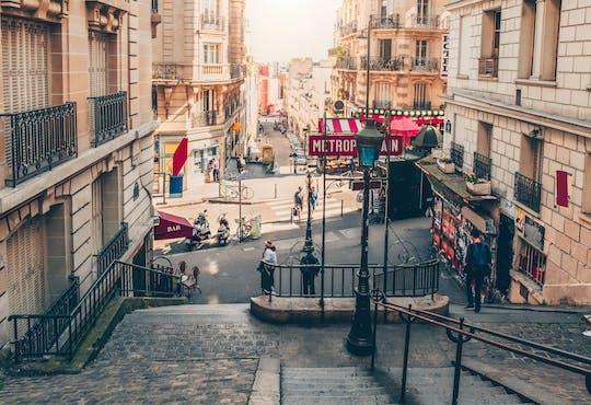 Частная пешеходная экскурсия по старому Монмартр