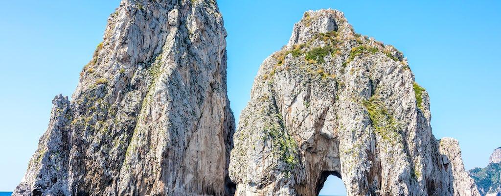 Capri Cruise from Sorrento