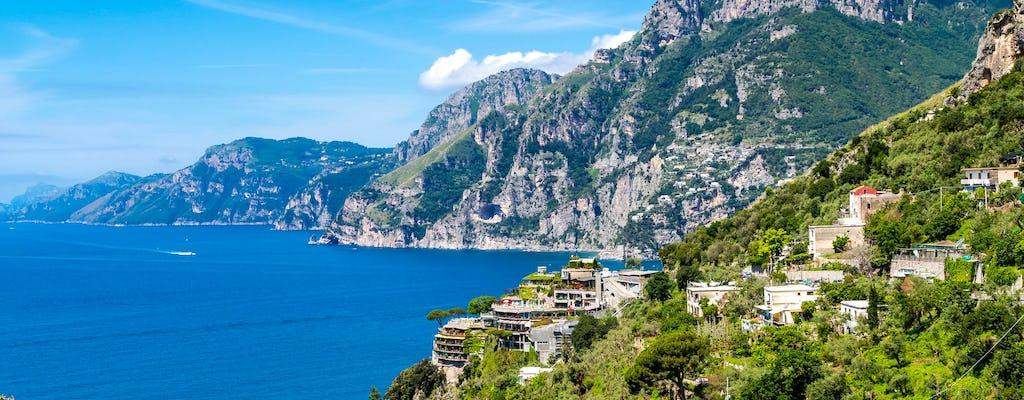 Positano & Amalfi Cruise - vanaf Sorrento
