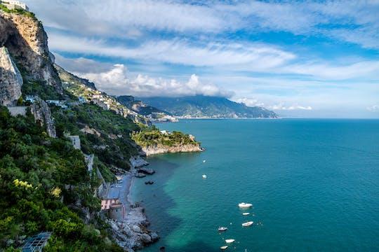 Gouden Cruise naar Positano & Amalfi
