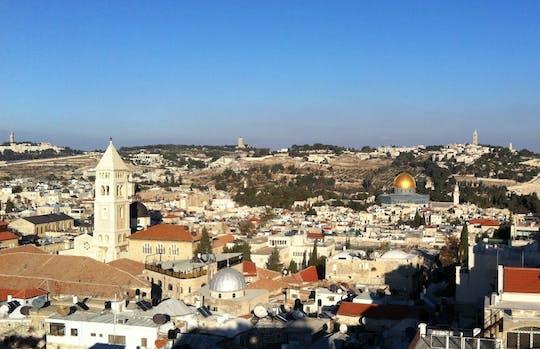 Весь день частная Иерусалиме, христианское наследие экскурсии из Тель-Авива