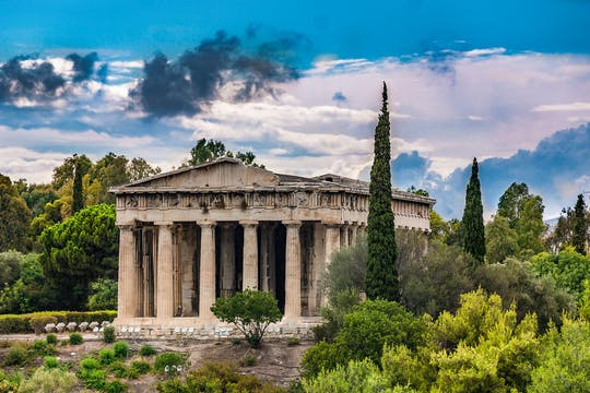 History of Athens walking tour