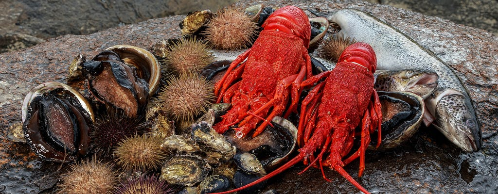 Tasmanian Seafood Seduction Kreuzfahrt