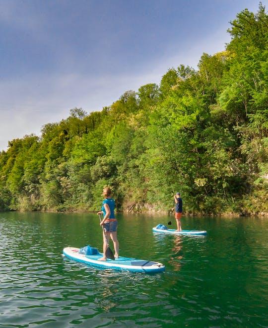 Частный стоячий тур на байдарках по реке Соча