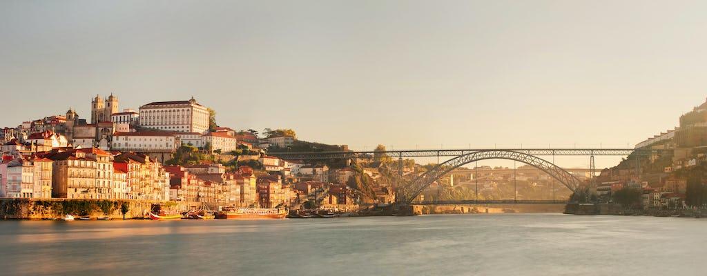 Tour privado a pie por Oporto