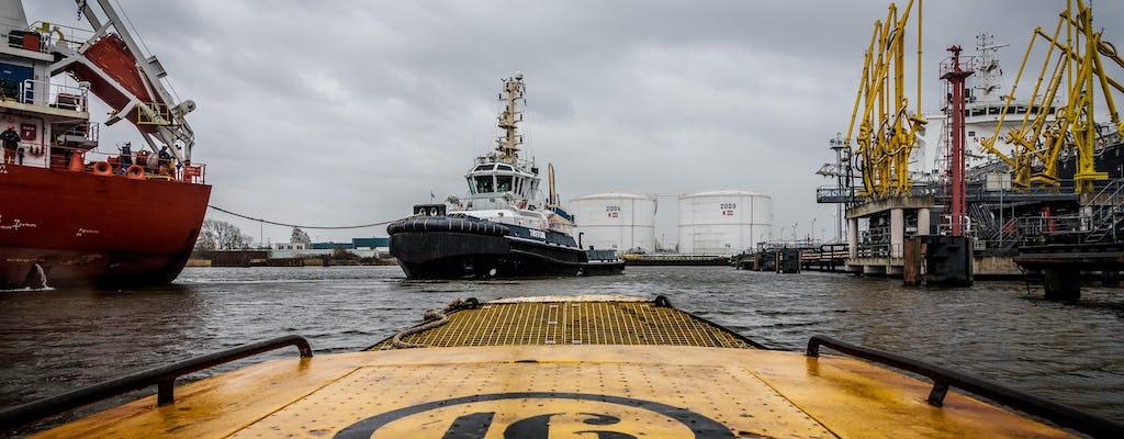 Порт, тур в Амстердам на лодке