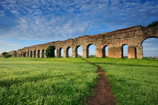 Trasa biegowa Parco degli acquedotti