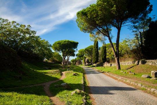 Tour de corrida Appian Way