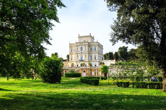 Villa Pamphilj running tour