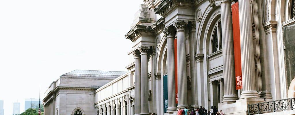 Visita guiada privada sin colas al Museo Metropolitano de Arte