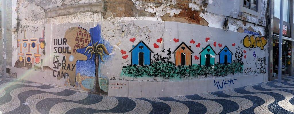 Tour dei graffiti e della street art a Tel Aviv