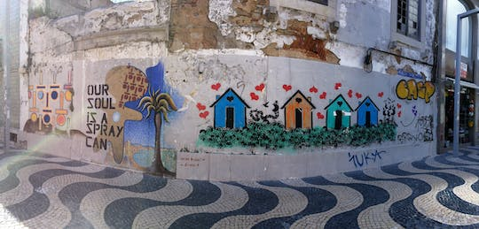 Graffiti and street art tour in Tel Aviv