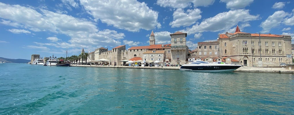 Private speedboat tour to Blue Lagoon from Split