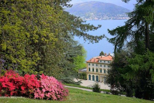 Tickets for Villa Pallavicino Park