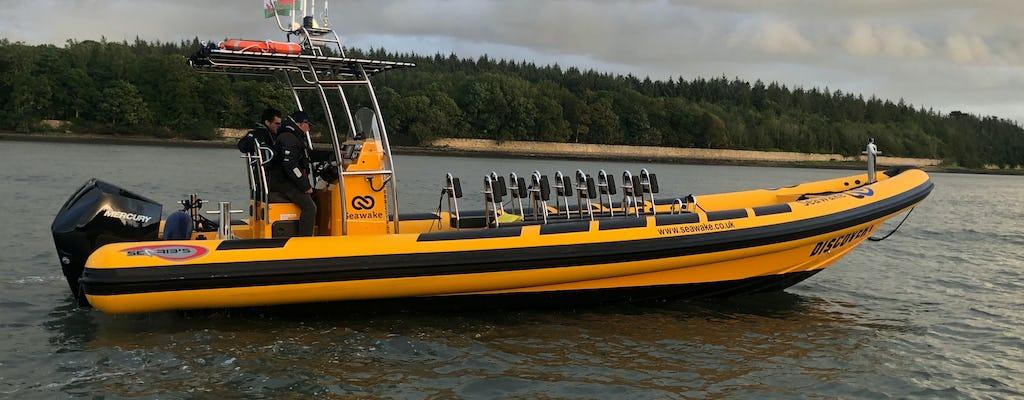 Гиперзвуковой лодке