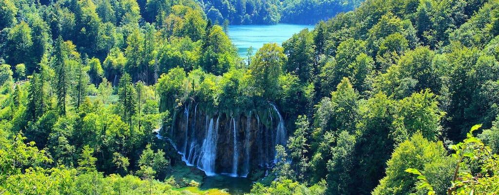 Plitvice Lakes and Rastoke Tour