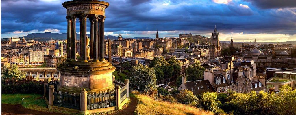 Passeio a pé histórico em Edimburgo