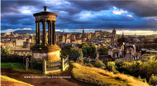 Historic Edinburgh walking tour