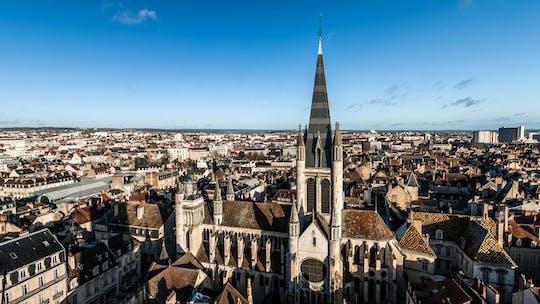 Jogo de fuga autoguiado em Dijon