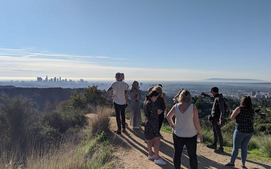 Experiencia del letrero de Hollywood: caminata hasta el letrero de Hollywood