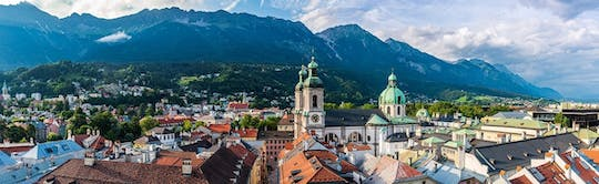 Innsbruck private walking tour