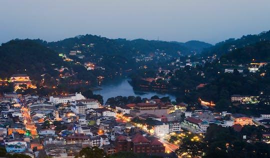 Tour por los templos de Kandy y el pueblo de artesanía de Galmaduwa