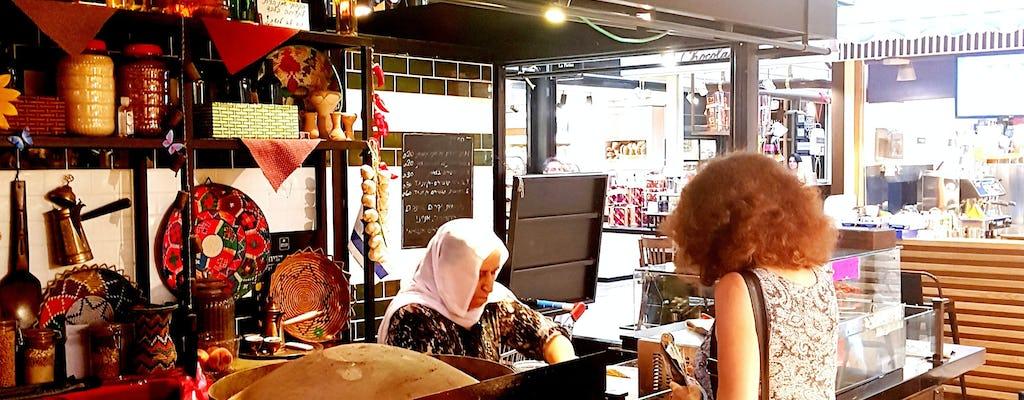 Tel Aviv markets private tour