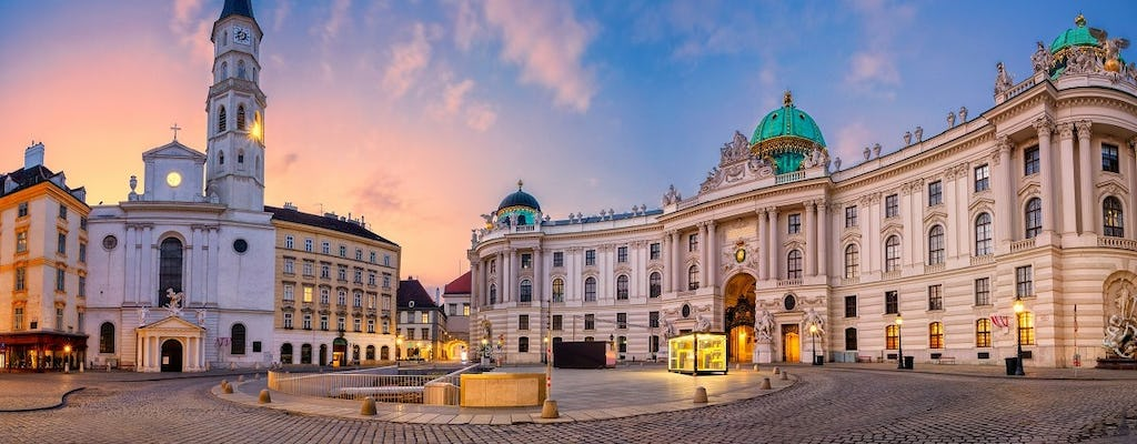 Discover Vienna private walking tour