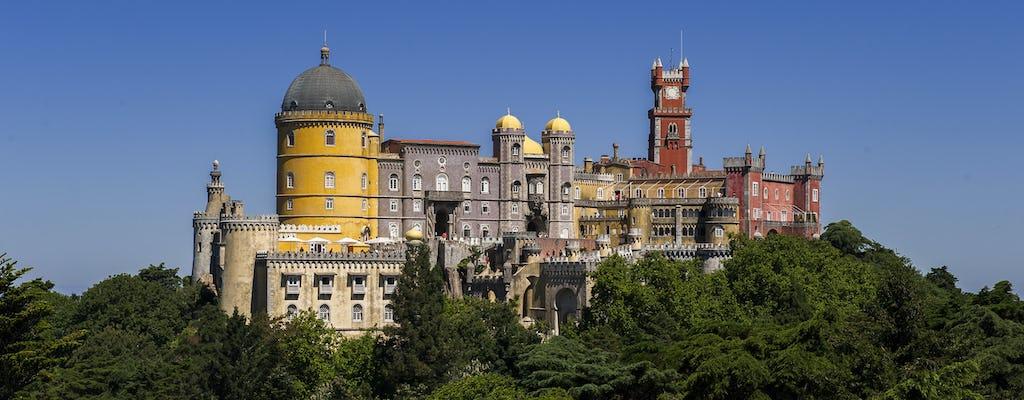 Visita de um dia inteiro em Sintra, Cascais e Estoril