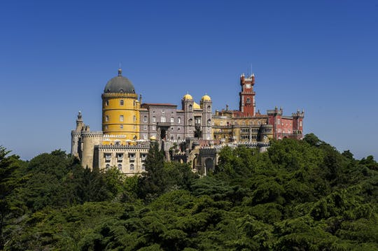 Całodniowa wycieczka do Sintry, Cascais i Estoril