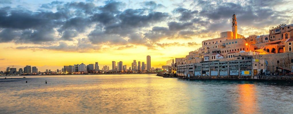 Старая Яффа и современный Тель-Авив индивидуальная экскурсия на целый день