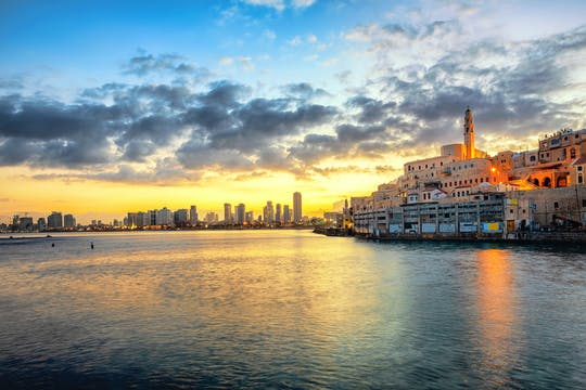 Old Jaffa and modern Tel Aviv private full-day tour